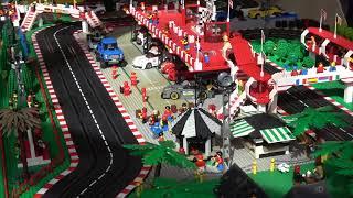 LEGO Carrera Slotcar Bahn: Abgefahren!