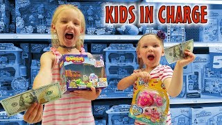 KIDS IN CHARGE!!! 24 Hour Parents Can't Say No Challenge!
