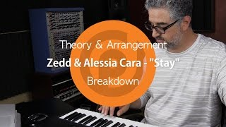 "Download Lagu Zedd & Alessia Cara - ""Stay"" | Theory & Arrangement Breakdown | Matt Donner Gratis STAFABAND"