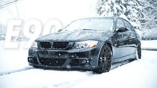 BUILDING MY E90 BMW IN 10 MINUTES