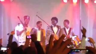 Hachalu, Abush, Jambo and Nigusu - Live Show Intro (Oromo Music New 2013)