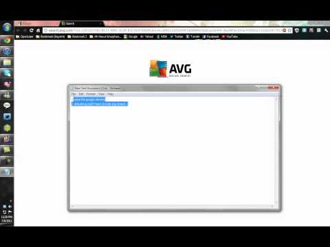 How to Remove AVG Search for Google Chrome