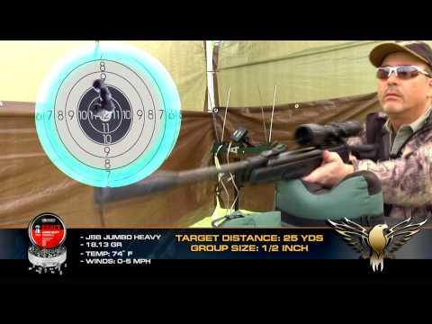 Airgun Reporter. Umarex Octane Air Rifle