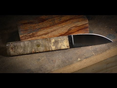 How To Make A Knife - Part 1 video