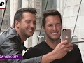 Luke Bryan immortalized in wax by Madame Tussauds -