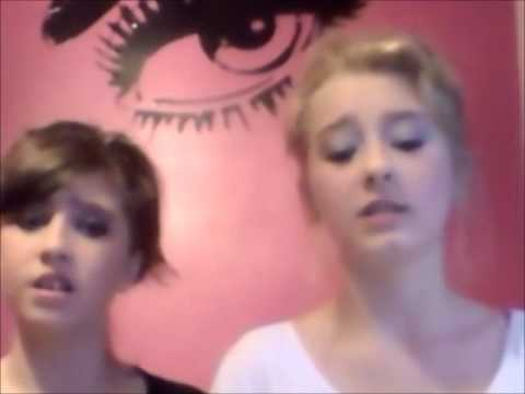 Lauren and Courtney- The A Team (cover) by Ed Sheeran