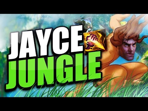 Jayce Jungle POGCHAMP | PKB Dovah