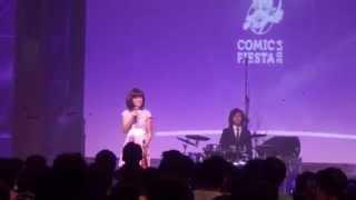Pretzel Heart: Ignite by Eir Aoi at Comic Fiesta 2014
