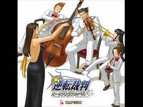 Gyakuten Meets Orchestra: Investigation ~ Cornered