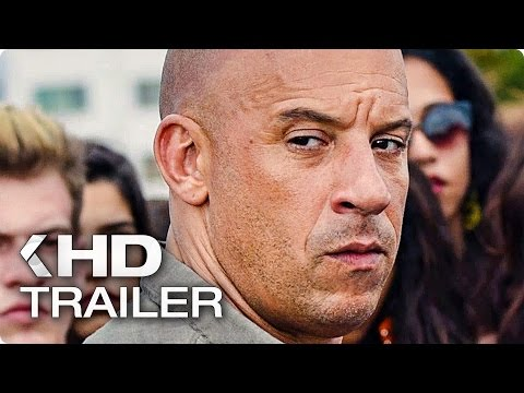 THE FATE OF THE FURIOUS Trailer (2017)
