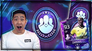 FIFA Mobile 18 SBC Are Here!! 93 OVR Zardes & SBC Bundle Opening!!