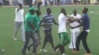 Pratiques mystiques dans le sport sénégalais