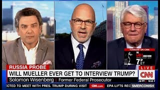Definitive Answers To: Will Mueller Ever Get To Interview TRUMP? (Smerconish)