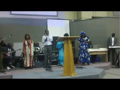 South Sudanese Gospel Music. USA/ posted by Marlesh Mbory