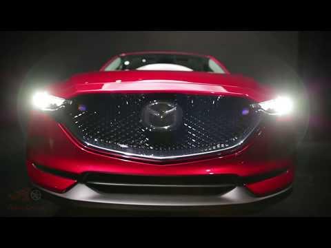 Это шедевр! Абсолютно НОВАЯ Mazda CX-5!