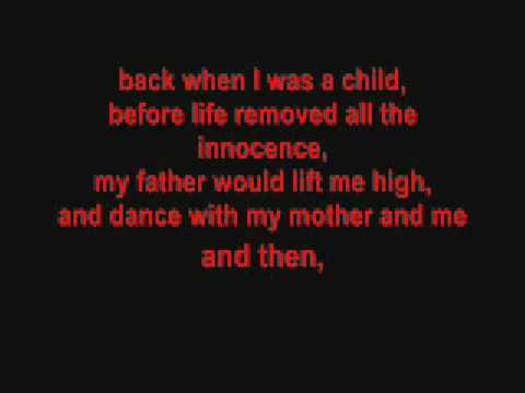 Luther Vandross - Dance With My Father (With Lyrics)