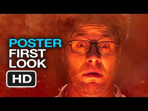 This is the End – Poster First Look (2013) – Seth Rogen Movie HD