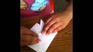 How To Make An Origami Tiger