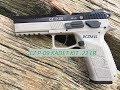 CZ P 09 .22 LR KIT: CZ .22 LR 1st SHOTS 💥 AWESOMENESS #CZM4L