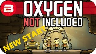 Oxygen Not Included Gameplay - NEW EXPERT START!!! Lets Play Oxygen Not Included #12 Alpha