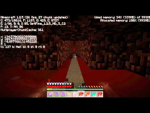 Superior multiplayer E6: The beginning of the nether railway