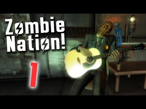 Fallout New Vegas Mods: Zombie Nation - Part 1