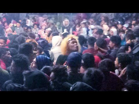 Lagi2 di hentikan!! Penonton adu jotos☆New Argo Mudo☆live in ngernak  Sukorjo Tegal rejo magelang☆