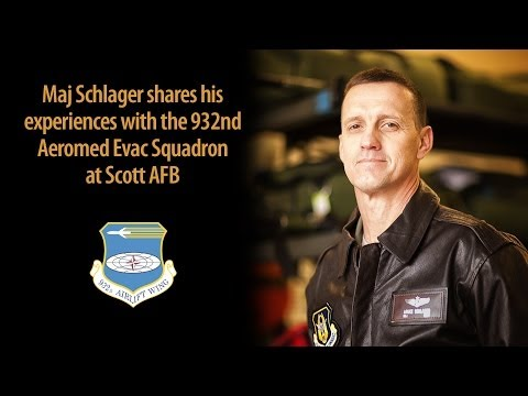 Aeromedical Evacuation: Scott Air Force Base