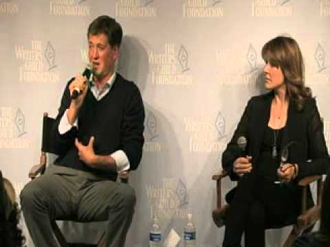 Christa Miller interviews Bill Lawrence for WGF