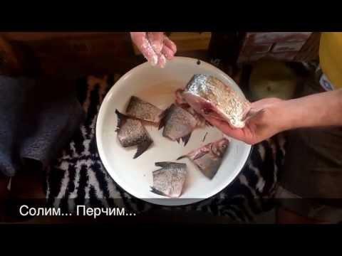 Как пожарить щуку на сковороде - видео