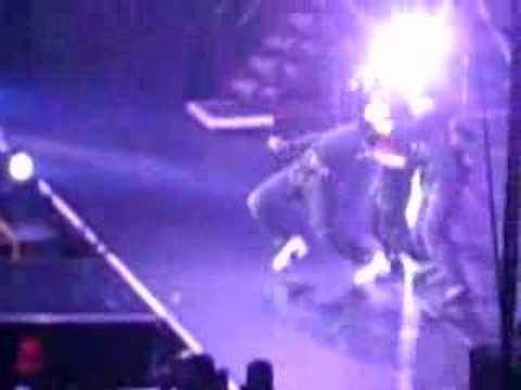 Chris Brown Concert- Gimme Dat' #1