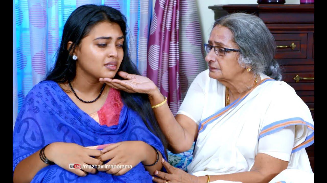 Krishnatulasi I Grandma come for mitigate Krishna... I Mazhavil Manorama
