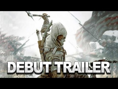 Primer trailer del juego Assassin's Creed 3