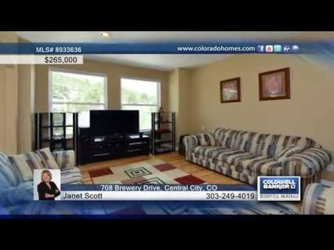 708 Brewery Drive  Central City, CO Homes for Sale | coloradohomes.com
