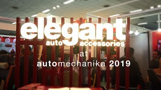 Automechanika 2019| Expo of Elegant Auto Accessories| India's Top Automobile Brand