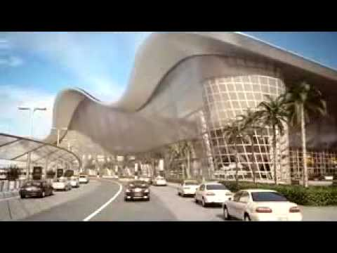abu dhabi midfield terminal project