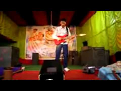 assamese modern songasomire sutaloteplaying on guiter by koncheng...
