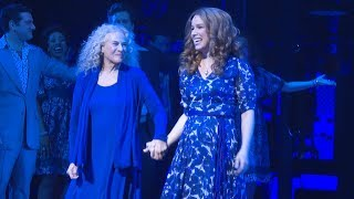 Carole King Joins the Cast of BEAUTIFUL for the Musical's Fifth Anniversary
