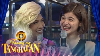 "Tawag ng Tanghalan: ""Boom Panes"" wedding version"