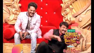 Comedy Nights Bachao: Saturday, 10PM