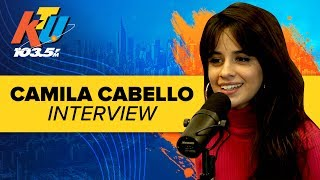 Camila Cabello Reveals Amazing Advice From Taylor Swift