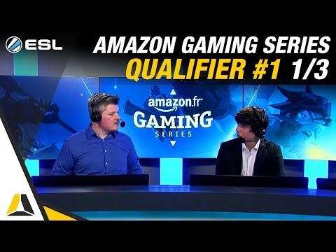 Amazon Gaming Series Qualifier #1 ► Quart de finale : Rogue.GG vs Creation eSports