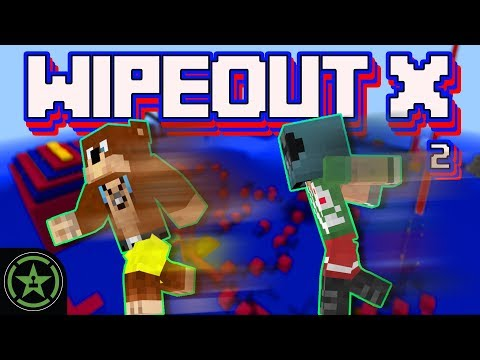Wipeout X Part 2 - Minecraft (#314) | Let's Play