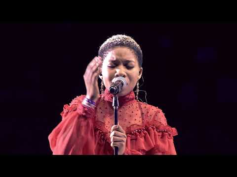 Behold (Live from Night of Angel Gabriel |Crossover Night) - Rhema Barach