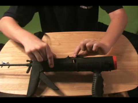 Homemade Airsoft Grenade Launcher Part 2