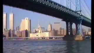 Circle Line Tour around Manhattan 1988