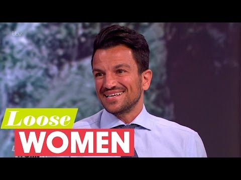 Peter Andre Wedding And Strictly Exclusive | Loose Women