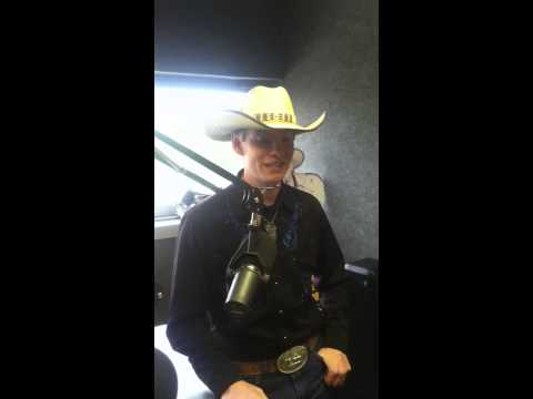 Cale Moon Live in the 106.3 Cowboy Country Studios