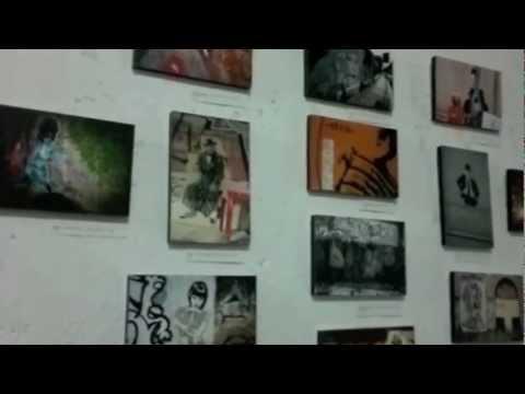 JESSICA STEWART GARAGE ZERO - ROMA 11/10/2012