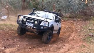Moonambel Muster 4WD 2017 part 1 of 3